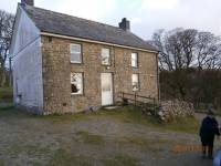 Llandysul, Tregroes, Farmhouse